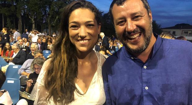 Ministro Matteo Salvini: Chi è la fidanzata Francesca Verdini