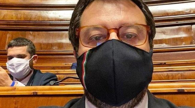 Open Arms, Matteo Salvini:ho fatto il mio dovere