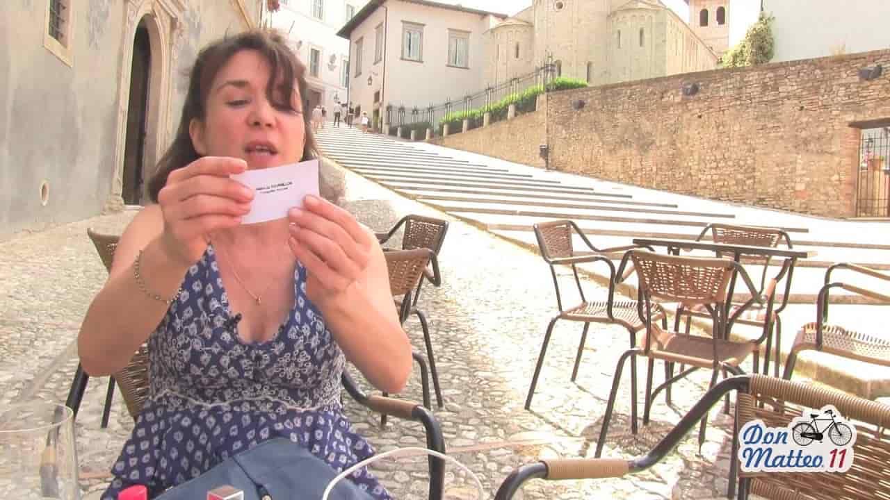 Don Matteo : Nathalie Guetta e il matrimonio fallito con un cubano (17 anni meno di lei)
