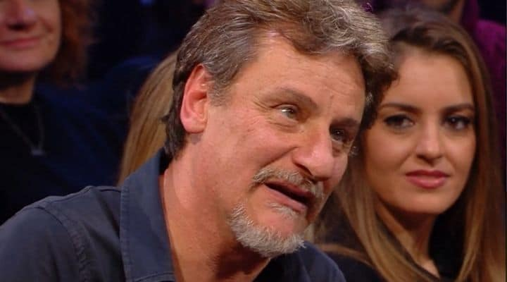 Giorgio Tirabassi sta meglio : di nuovo in tv un mese dopo l'infarto