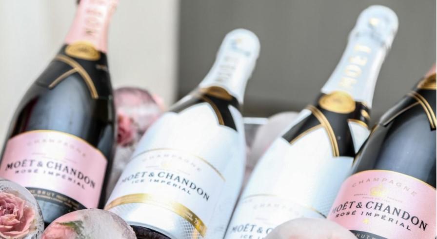 Moet et Chandon, sinonimo di champagne