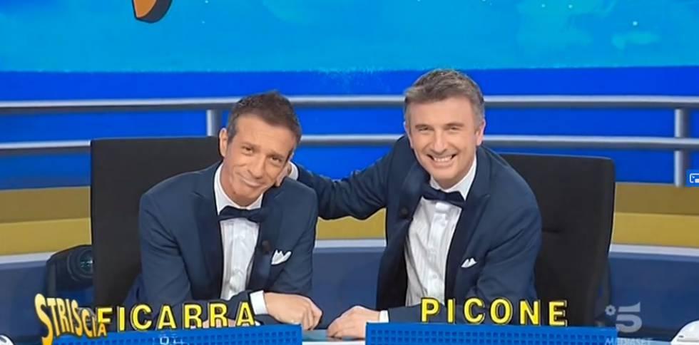 Ficarra e Picone e il GF Vip... Ci allunghiamo così la gente soffre meno