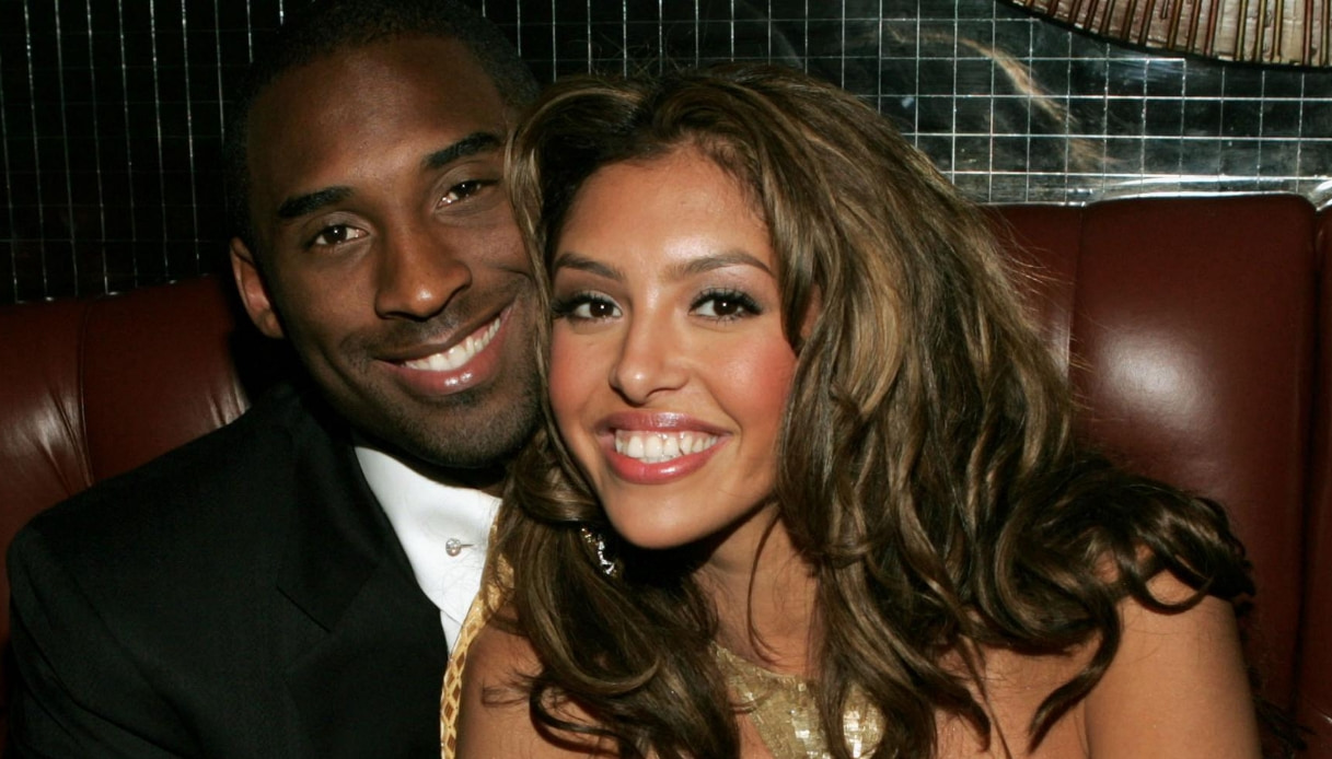Vanessa Laine, chi è la moglie di Kobe Bryant