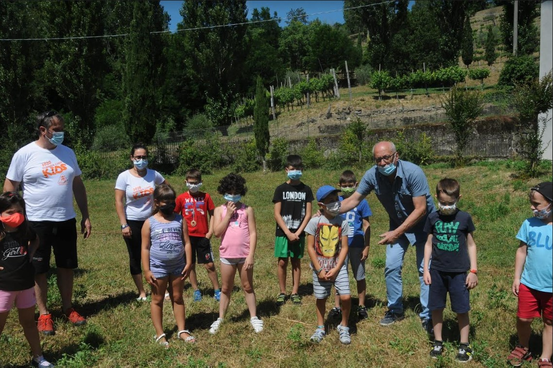 """Tanta cultura ma soprattutto divertimento  per i bambini al """"Campus 2020"""" della Misericordia di Bagnone post covid"""