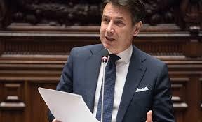 Covid-19, diretta presidente Giuseppe Conte alla Camera