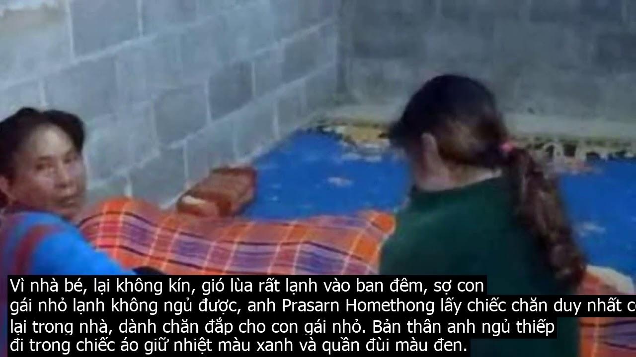Il papà cede le sue coperte alla figlia di 8 anni ma muore assiderato