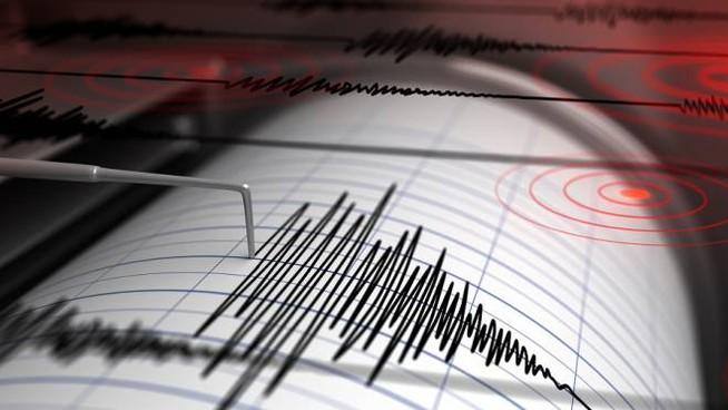 Terremoto oggi Sicilia magnitudo 3.5 nella zona di Enna