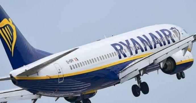 Covid-19 : Ryanair sospende tutti i nostri voli da e per l'Italia