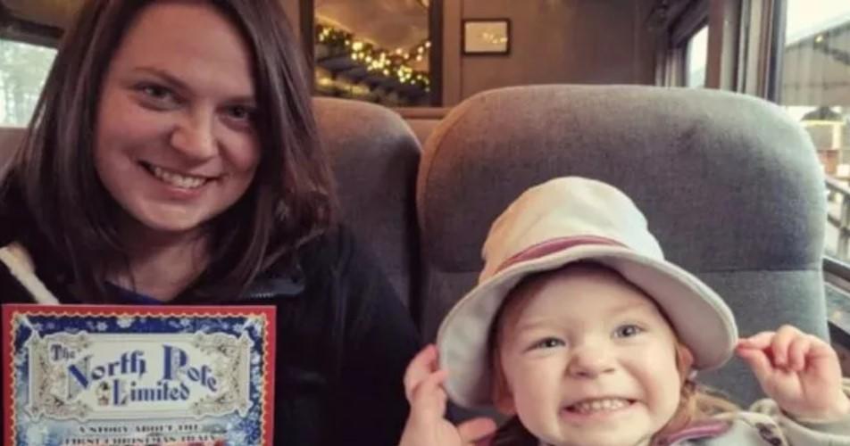 La piccola Evelyn scomparsa durante una passeggiata : Salvata dal cane eroe