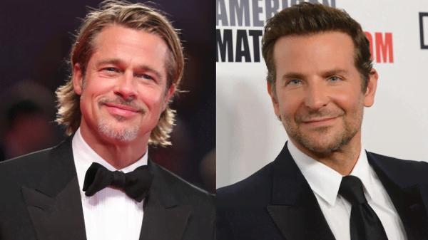 Brad Pitt è sobrio grazie a Bradley Cooper