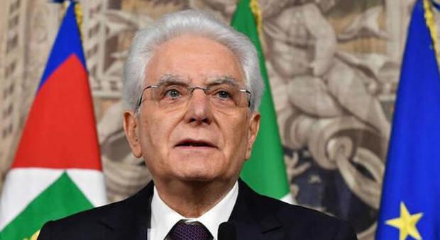 Il Presidente Mattarella :  tra qualche mese potrò riposarmi