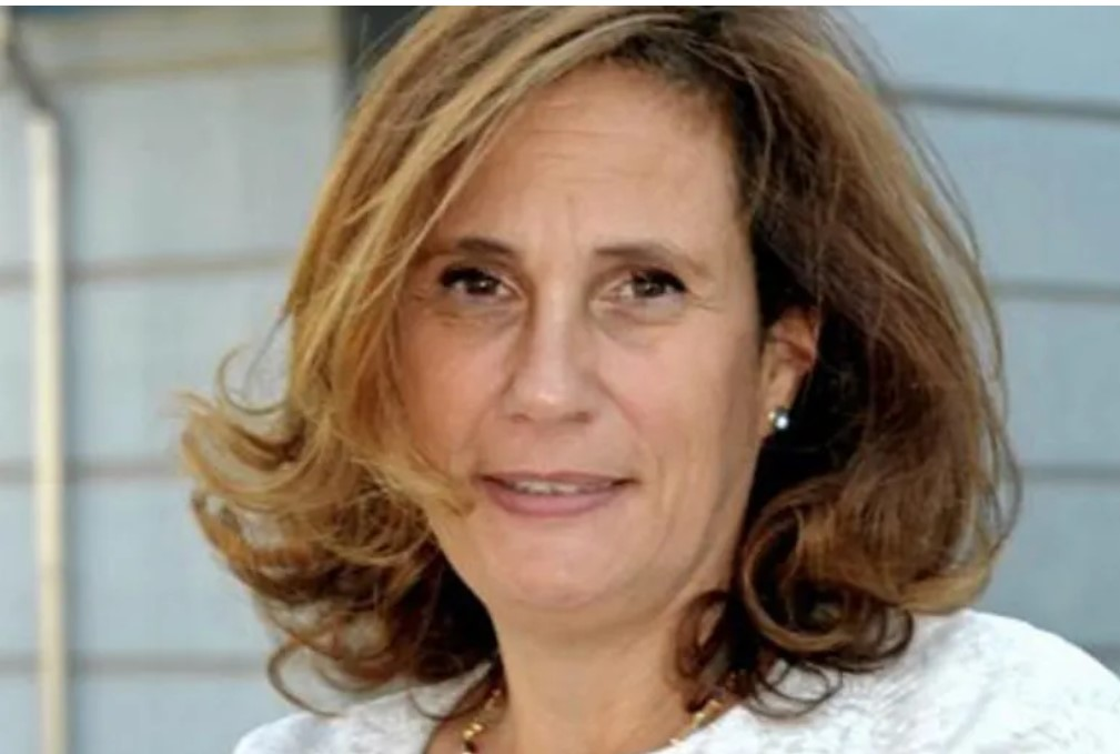 Coronavirus : La virologa Ilaria Capua non indossa la mascherina