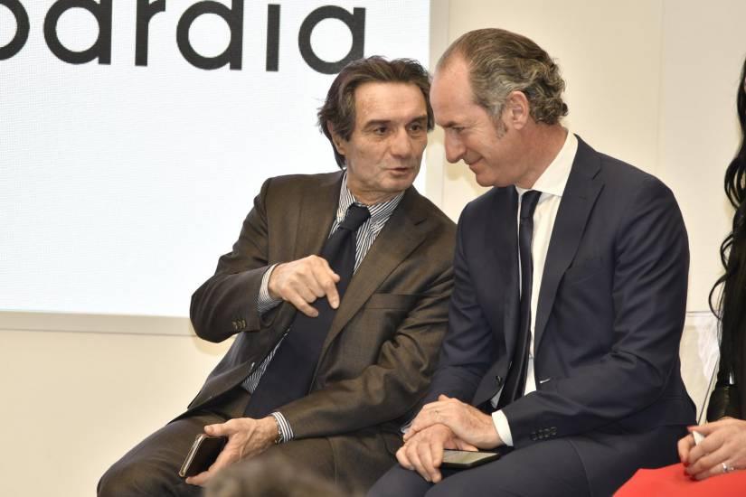 Fase 2 : Veneto e Lombardia pronti a ignorare Giuseppe Conte