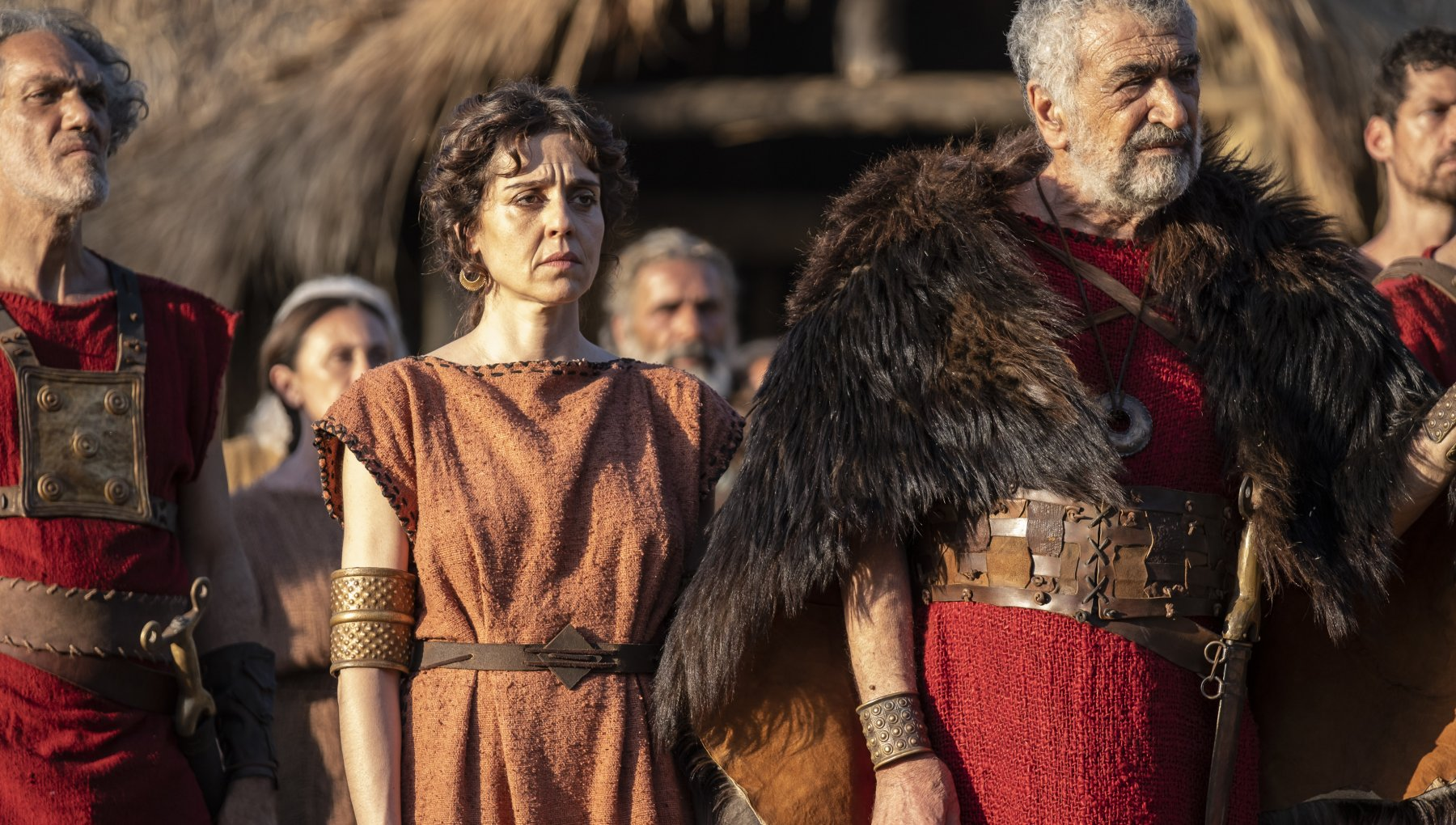 Romulus, il regista Matteo Rovere : Non è Il Trono di Spade italiano