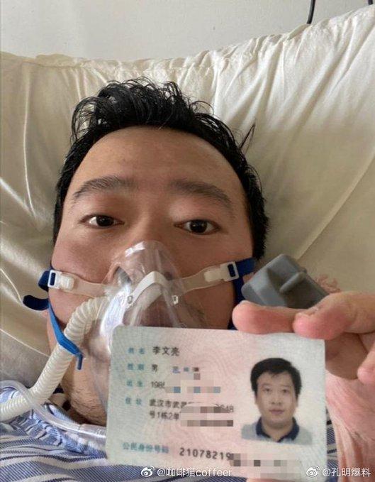 Coronavirus, è morto il giovane medico che per primo ha dato l
