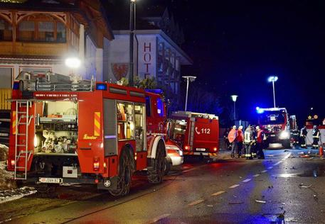 Valle Aurina : Giovane ubriaco alla guida travolge gruppo di tedeschi: 6 morti e 11 feriti