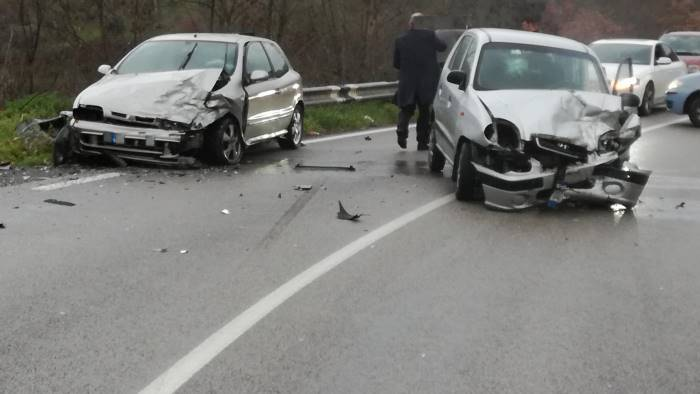 Incidente St 90 bis a Benevento: morta una donna