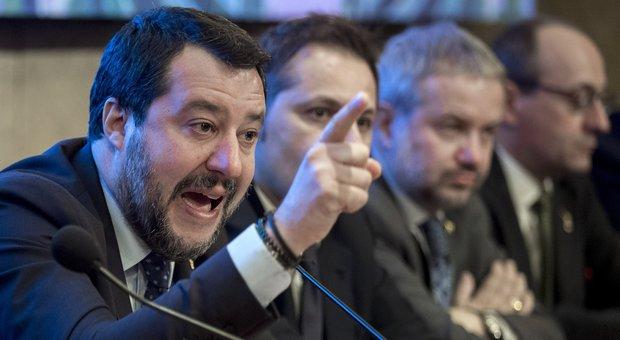Coronavirus, Matteo Salvini : Con Conte non si riparte, questo governo non è adatto