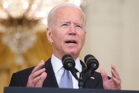 Afghanistan Presidente Biden: Ritirarsi è giusto