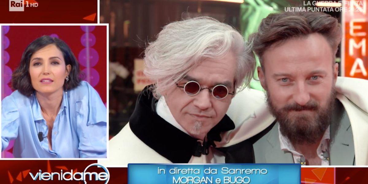 Morgan a Sanremo 2020, il big ospite di Caterina Balivo rischia la squalifica?