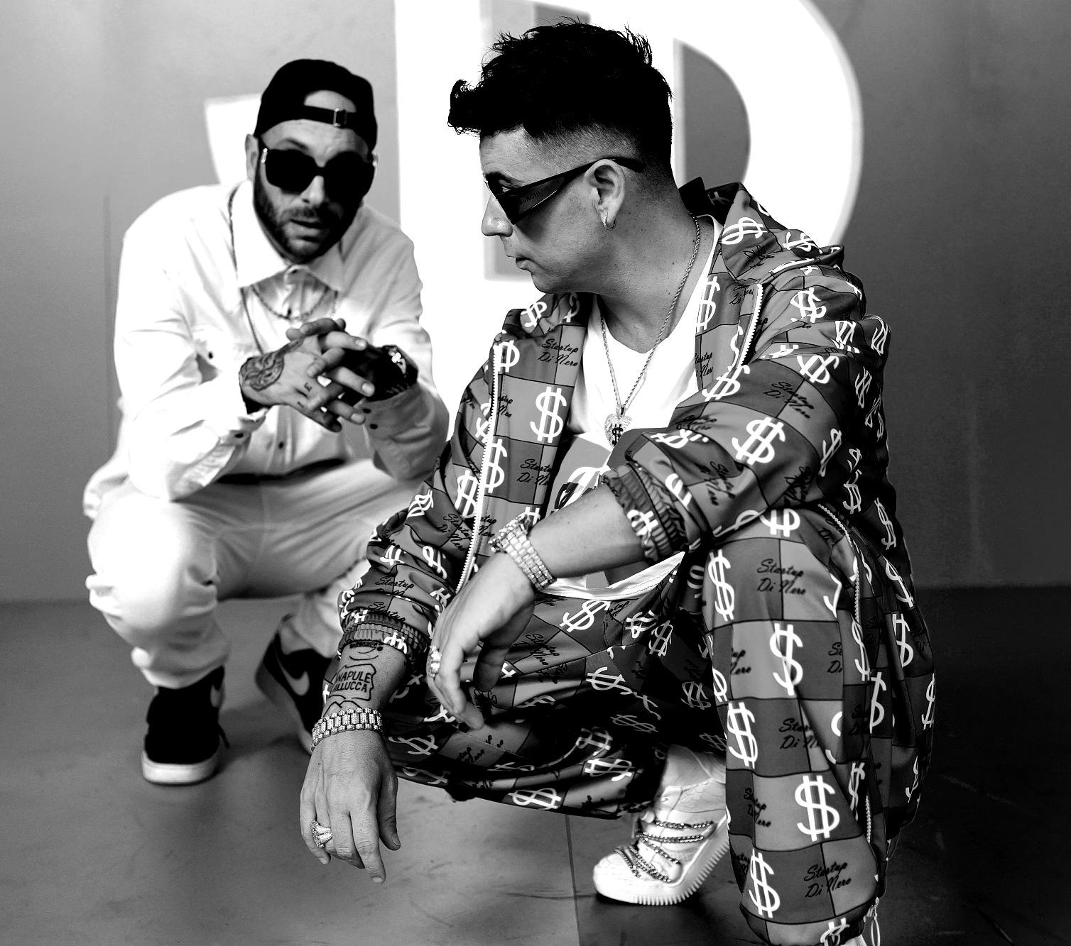 Ivan Granatino e Clementino in radio dal 23 ottobre con il singolo DINERO