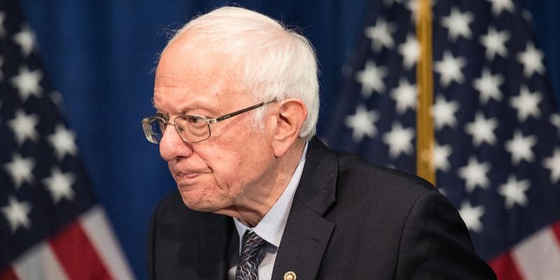 Joe Biden contro Donald Trump : Bernie Sanders si è ritirato dalle primarie del Partito Democratico