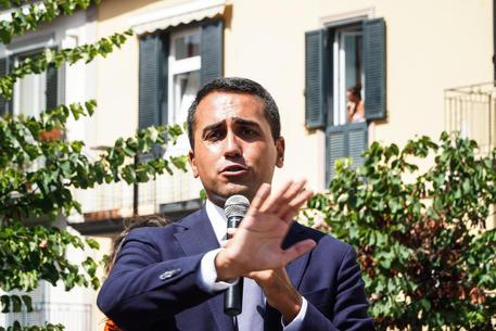 Luigi Di Maio è atterrato a Tripoli