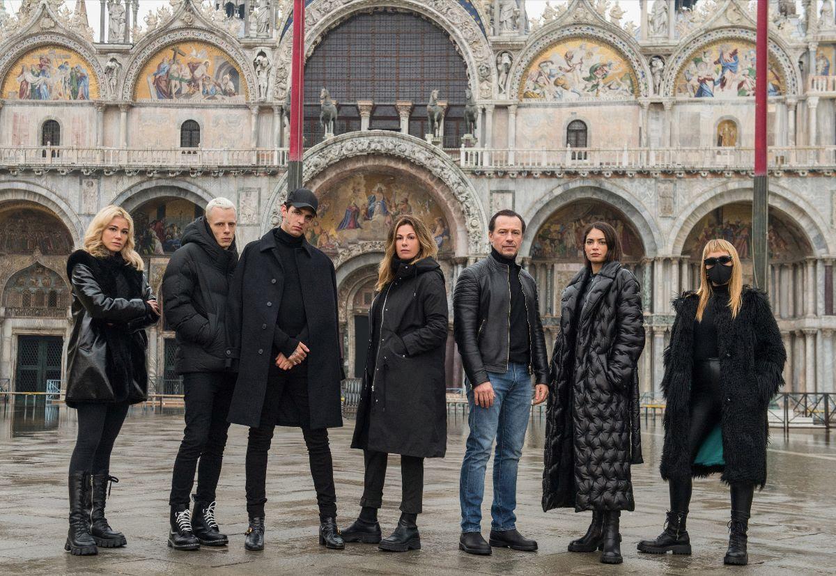 Celebrity Hunted – Caccia all'uomo : Il cast della seconda stagione