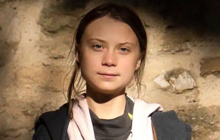 Ci vediamo in piazza Castello : Greta Thunberg a Torino, l