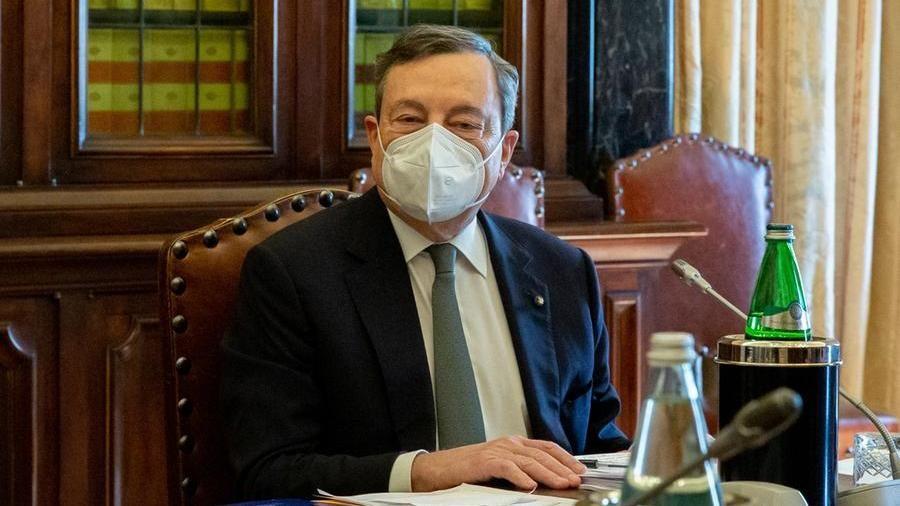 Ultime Mario Draghi: Al lavoro sulla squadra di governo, voto MS5 per appoggiare il Governo