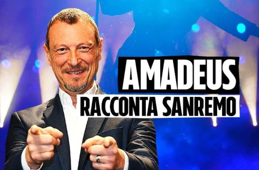 Sanremo 2020, Amadeus : Non penso a un Bis, sarei presuntuoso
