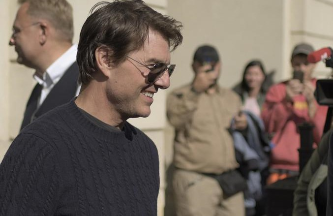 Coronavirus : Tom Cruise bloccato a Venezia mentre gira Mission Impossible 7