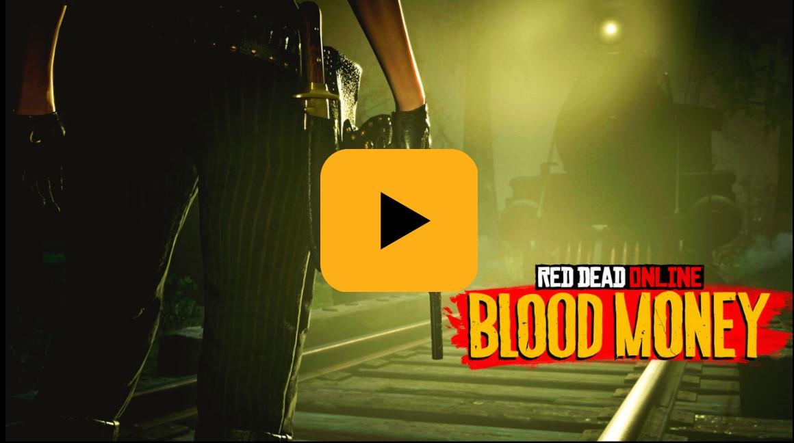 Red Dead Online: Blood Money disponibile ora!