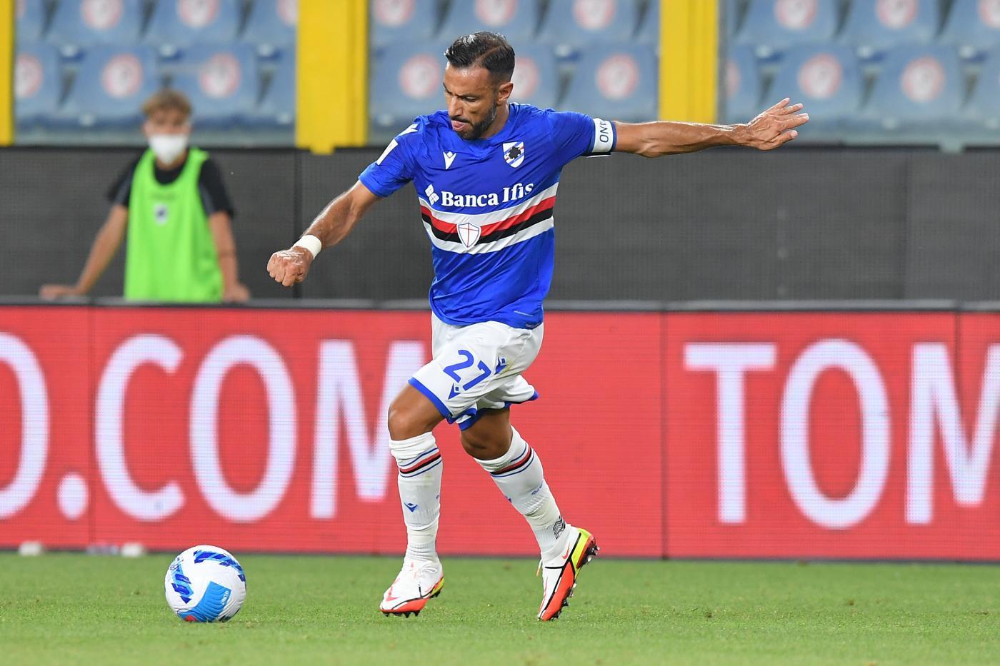 Serie A : Sampdoria Milan 0-1 e Cagliari Spezia 2-2