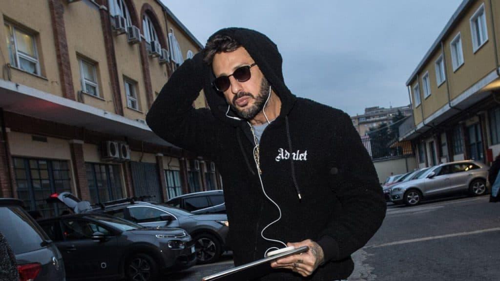 Fabrizio Corona e la gioia per il figlio Carlos: Regalo mio più grande
