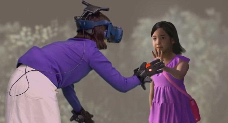 La Mamma incontra la piccola Nayeon morta a 7 anni : Tutto grazie alla Realtà Virtuale