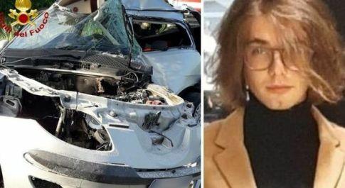 Jesolana, morto in un incidente Tiziano Masiero : aveva 23 anni