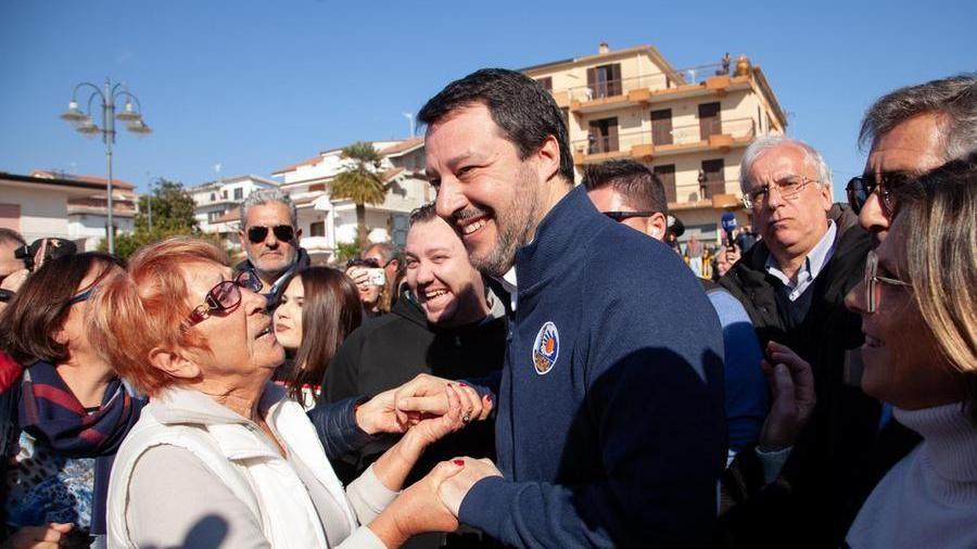 Caso Gregoretti, Matteo Salvini è pronto alla prigione a testa alta