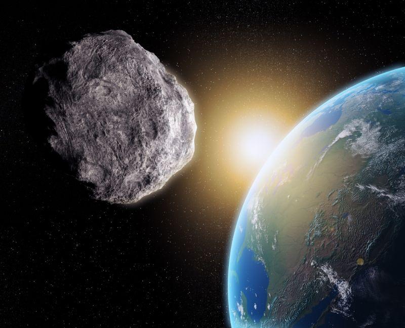 Missione Hera : In arrivo un asteroide pericoloso, insieme ESA e NASA