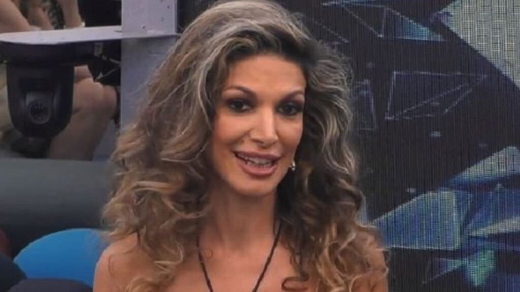 Maria Monsè è al terzo sì con il marito Salvatore Paravia