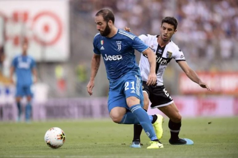 Diretta live Juventus-Parma, dove vedere la partita in tv e streaming