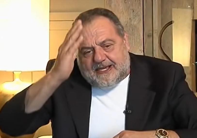 Gianfranco Vissani contro la Castelli: Cambi mestiere lei che viene pagata dallo Stato
