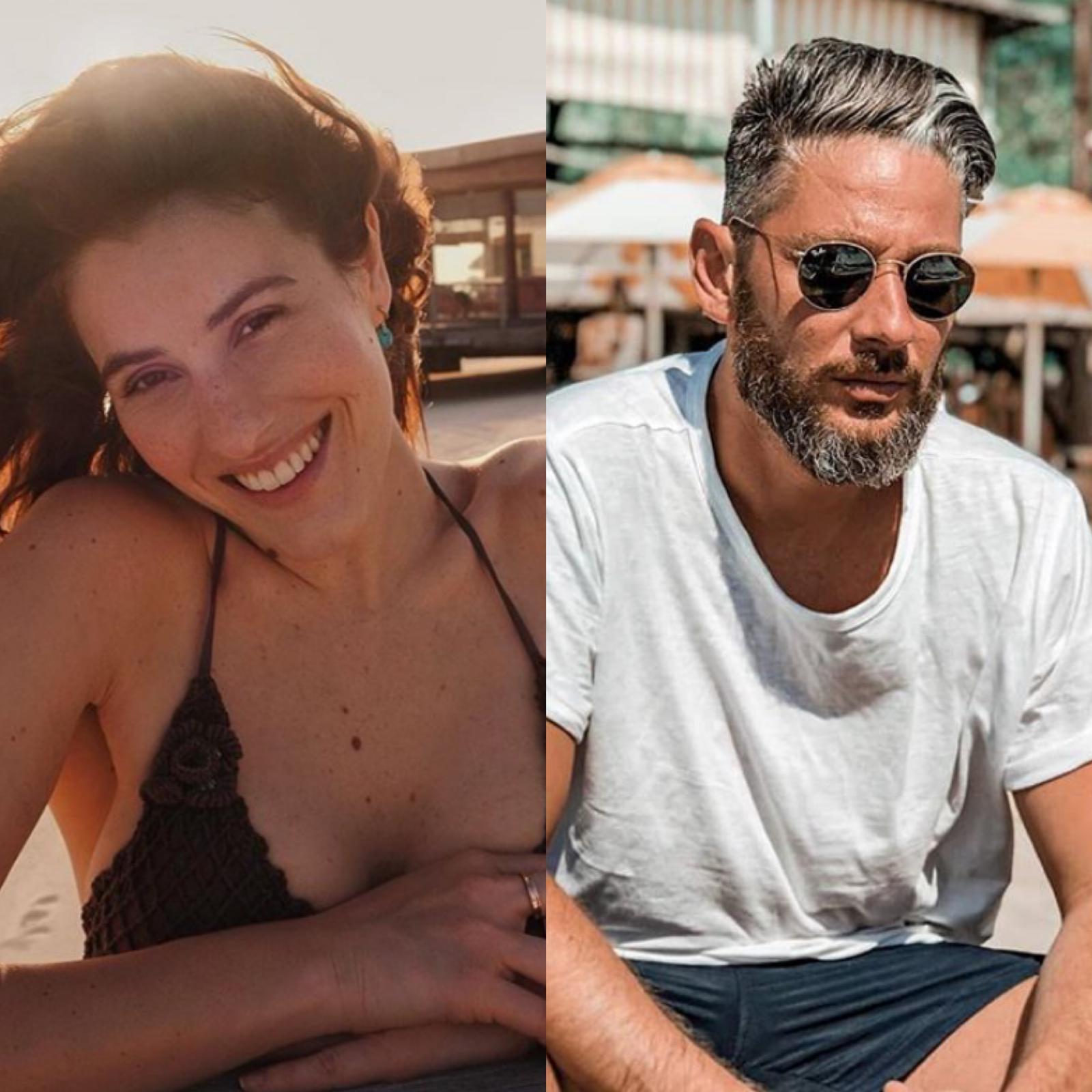 Diana Del Bufalo allo scoperto con Edoardo Tavassi