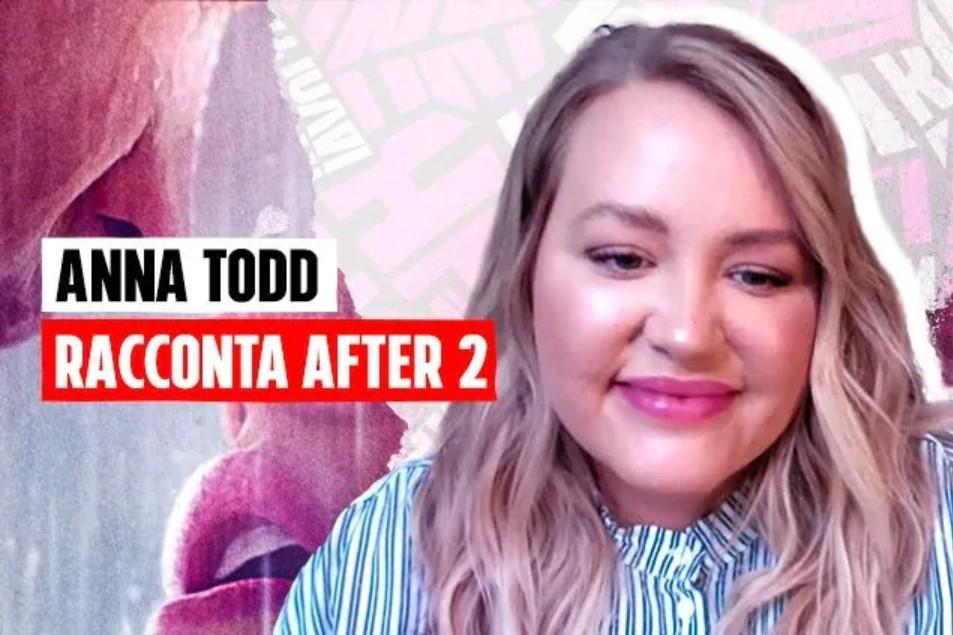 Anna Todd: After 3 potrebbe essere possibile se questo secondo film verrà sostenuto