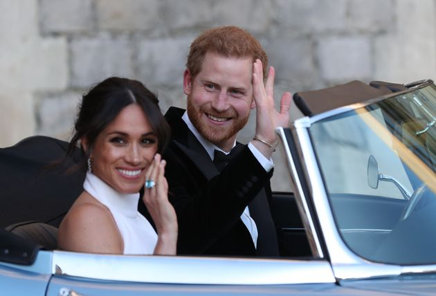 Il Principe Harry e Meghan Markle rinunciano ai titoli di altezze reali