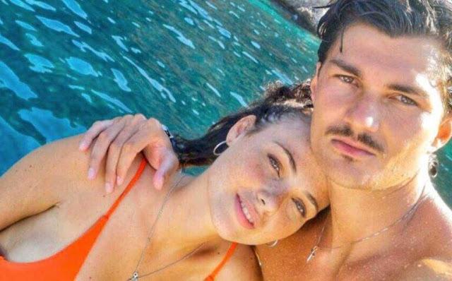 Chi è Giuliano il fidanzato di Adua Del Vescovo, Rosalida Cannavò?