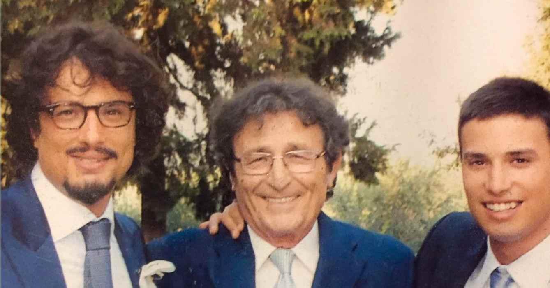 Luigi Borghese, ex marito Barbara Bouchet : Il papà di Alessandro Borghese