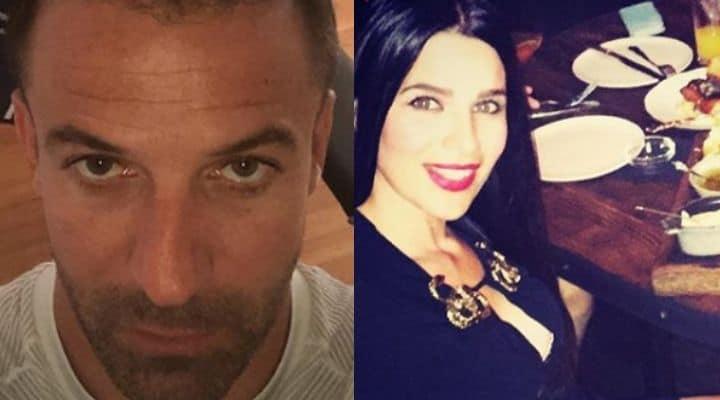 Alessandro Del Piero e la moglie Sonia tornano insieme