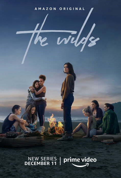 THE WILDS, DISPONIBILE IL TRAILER UFFICIALE DELLA NUOVA SERIE AMAZON ORIGINAL