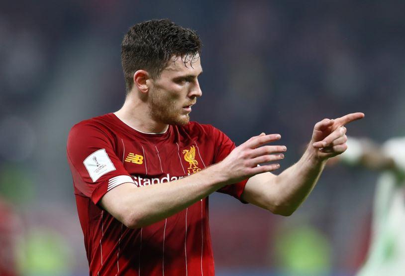 Liverpool Flamengo, Robertson difende Mané da Rafinha